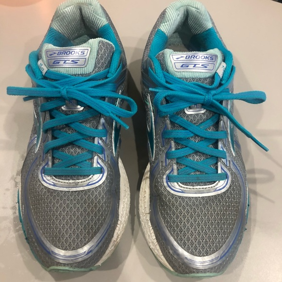 Brooks Shoes - Brooks GTS Athletic Shoes Women's 8 1/2